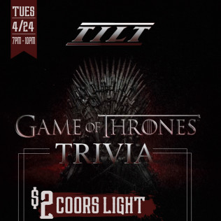 Game of Thrones Themed Trivia!